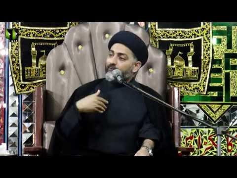 [05] Topic: Aza Wa Muhibaan-e-Aza | Moulana Nusrat Bukhari | Muharram 1441/2019 - Urdu