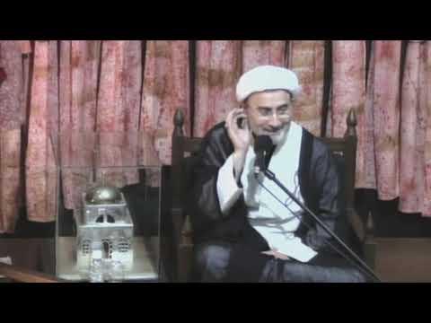 [6th Night] Imam Hussain (A.S) A caller to Allah (SWT)   Shaykh Mansour Leghai Muharram 1441/2019 Englis