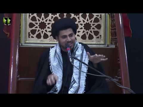 [05] Topic: Nusrat-e-Imam Hussain (as)   Moulana Haider Ali Jafri   Muharram 1441/2019 - Urdu