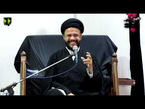 [09] Topic: Accept Islam As A Challenge | H.I Syed Zaki Baqri | Muharram 1441 - Urdu