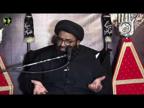 [08] Topic: Ibrat e Ashura | H.I Kazim Abbas Naqvi | Muharram 1441/2019 - Urdu