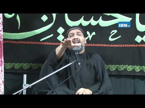 [09Majlis] Topic: Less is more in a culture of Extravagant spending Br. Syed Asad Jafri  Muharram 1441/2019 English