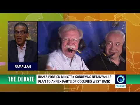 [12 September 2019] The Debate - Israel Land Grab - English