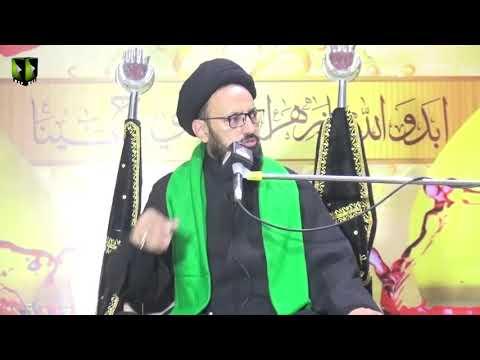 [09] Topic: Wilayat Or Ghalba-e-Deen  | H.I Syed Sadiq Raza Taqvi | Muharram 1441/2019 - Urdu