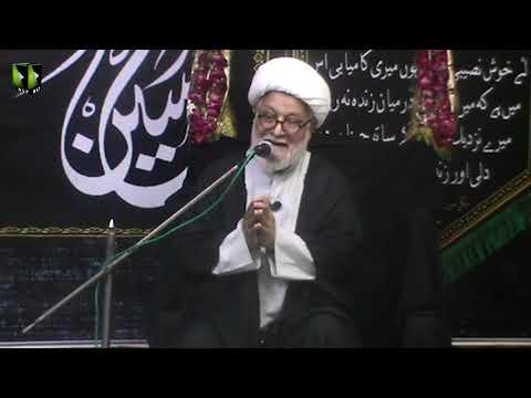 [02] Topic: Tajale e Quran Dar Karbala | H.I Ghulam Abbas Raesi | Muharram 1441/2019 - Urdu