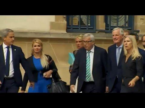 [17 September 2019] UK battles EU at Luxembourg talks - English