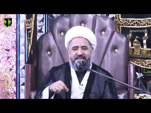[05] Topic: Wilayat e Ahlebait (as) | H.I Muhammad Amin Shaheedi | Muharram 1441/2019 - Urdu