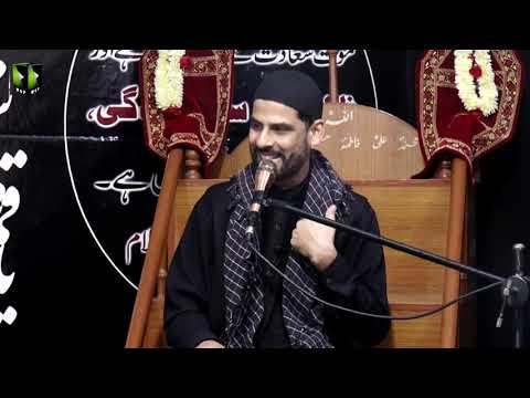 [05] Topic: Insaan, Rushd (Taraqi) Aur Saqoot (Halakat) | Moulana Mubashir Zaidi | Muharram 1441 - Urdu
