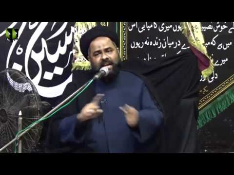 [03] Topic: Imamat Wa Wilayat e Imam Sajjad (as) | Moulana Ali Afzaal Rizvi | Muharram 1441/2019 - Urdu