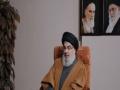 [01]  گفتگوی اختصاصی با سیدحسن نصرالله | قسمت اول  -  Sept 2019 - Farsi