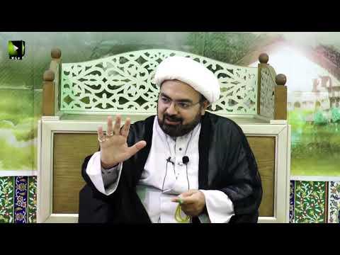 [Majlis] Topic: Ansar Imam Mehdi Kay Faraez | H.I Ali Asghar Saifi | Muharram 1441/2019 - Urdu