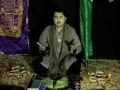 Ali Ali Kay Siwa - Raza Abbas Zaidi 2009 - Urdu
