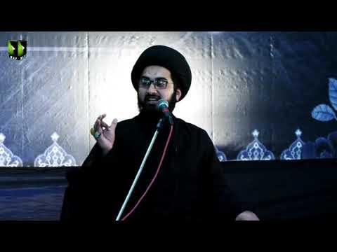 [Majlis] Shahadat Imam Zain ul Abideen (as)   Moulana Sibtain Ali Naqvi   Muharram 1441/2019 - Urdu