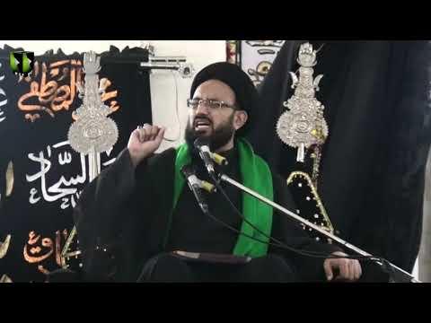 [01] Topic: Aqeeda e Mehdaviyat Ko Lahaq Khatraat | H.I Sadiq Raza Taqvi | Muharram 1441/2019 - Urdu