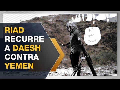 [2Oct19] Daesh ayuda a Arabia Saudí en su agresión contra Yemen - Spanish