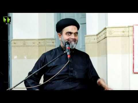 [06] Topic: Mojizaat Imam Hasan (as) Or Tarekh e Azwaaj e Masoom   H.I Muhammad Ali Naqvi - Urdu