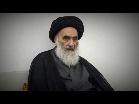 [05Oct19] El gran ayatolá Sistani llama a evitar violencia en las protestas - Spanish