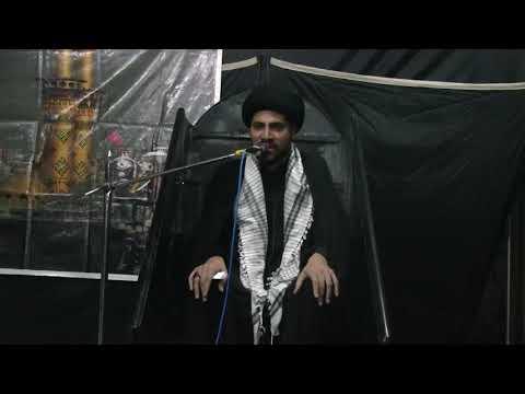[Majlis] Topic: Maqsad e Azadari | Moulana Haider Ali Jafri | Muharram 1441/2019 - Urdu
