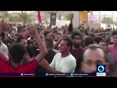 [07/10/19] Iraqi government blames :evil hands: for targeting protesters - English