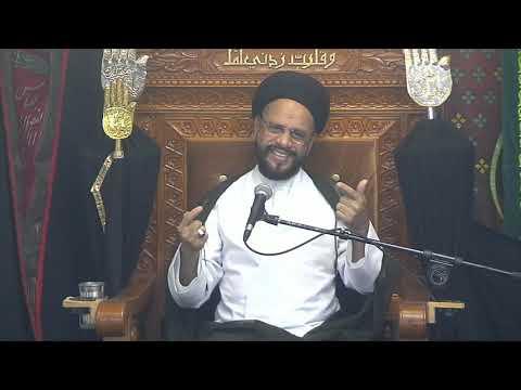 4th Majlis Ashra-E-Zainabi s.a Shab 15th Safar 1441/13.10.2019 Topic:Critical Thinking-HI Syed Muhammad Zaki Baqri-Urdu