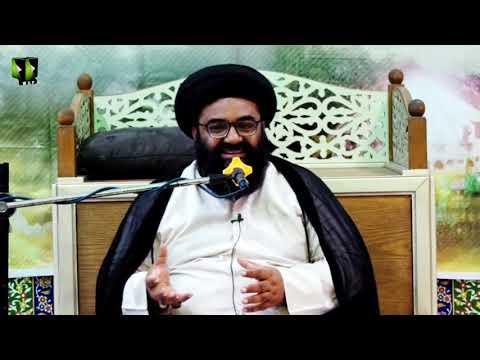 [01] Topic:  Mehdaviyat Wa Umeed e Bashariyat | H.I Kazim Abbas Naqvi | Safar 1441/2019 - Urdu