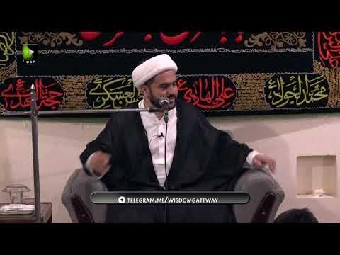 [01] Topic: Taqwa - تقوی | H.I Moulana Muhammad Nawaz | Muharram 1441 - Urdu
