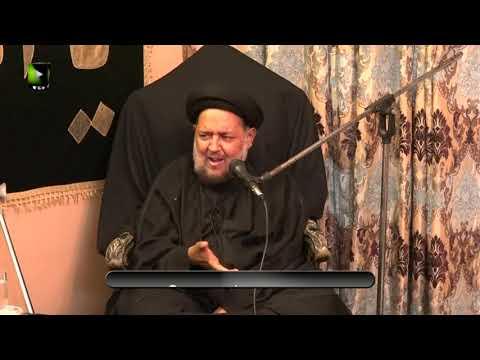 [Majlis] Topic: Dawat e Tafakru - دعوتِ تفکر  | H.I Jafar Khawarzmi | Muharram 1441 - Urdu