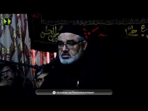 [Majlis] Topic: Imtehan-e-Elahi or Kamyabi Kay Raaz | H.I Ali Murtaza Zaidi | Safar 1441 - Urdu