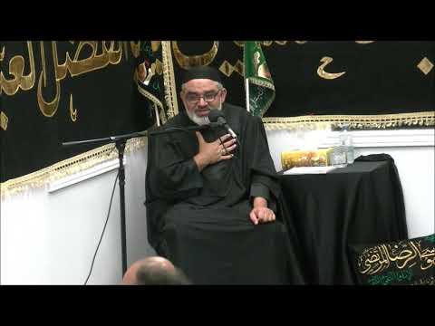 Majlis Shahadat-E-Imam Hassan (A.S) 27th Safar 1441 Hijari 26th October 2019 By Agha Syed Ali Murtaza Zaidi-Urdu
