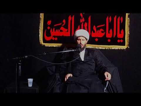 Thursday night message - Shaykh Hamza Sodagar [English]