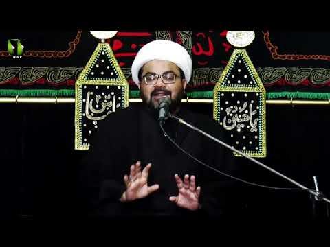 [03] Topic: Risalat, Wilayat Or Malukiyat   H.I Muhammad Raza Dawoodani   Safar 1441 - Urdu