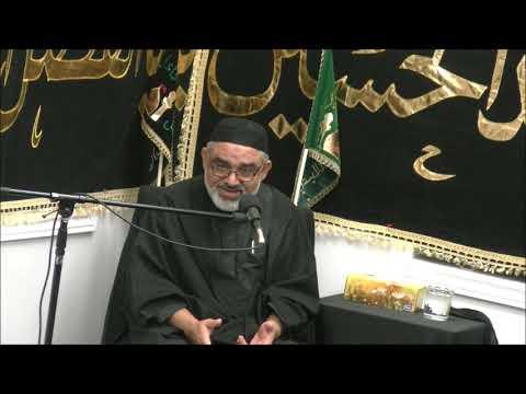 Molana Ali Murtaza Zaidi   29th Safar 1441/2019   Lady Fatimah (S.A ) Center