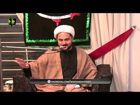 [06] Topic: Taqwa - تقوی | H.I Moulana Muhammad Nawaz | Safar 1441
