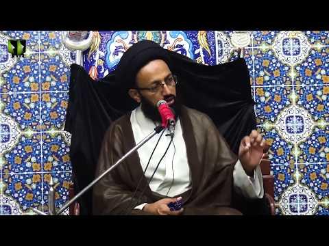 [Majlis] Topic: Ahlebait (as) Kay Zair e Saya Tarbiyat | H.I Sadiq Raza Taqvi - Urdu