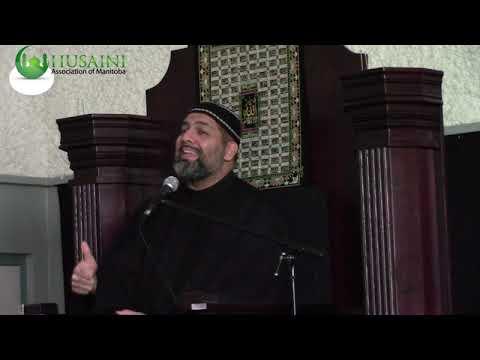 [Lecture 3 of 3] Topic: Living a Purpose Driven Life - Br. Asad Jafri Oct.2019 Safar 1441 English