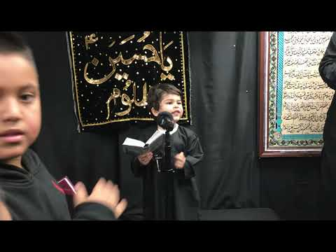 [Noha] Muslim Moosavi | Almahdi Islamic Center Toronto at Shab Baidary - Urdu