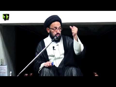 [Majlis] Imam Sadiq (as) Ke Nigah May Kamyab Zindagi Ke 5 Qeemti Sifaat  | H.I Sadiq Taqvi - Urdu