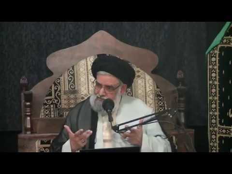 3. Family Life in Islam   Muharram 1441   Maulana Syed Muhammad Rizvi - English