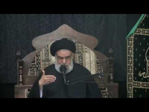 4. Family Life in Islam   Muharram 1441   Maulana Syed Muhammad Rizvi - English