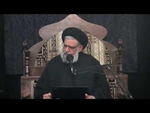 6. Family Life in Islam   Muharram 1441   Maulana Syed Muhammad Rizvi