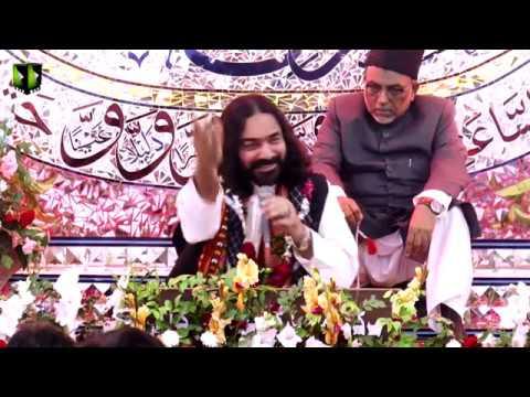 Jashan-e-Masomeen (as) | Janab Muqadas Kazmi | 29 November 2019 - Urdu