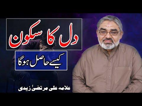 [Clip] Apna Aqeedah Hame Mazboot Karne Ki Zaroorat Hai     H.I Syed Ali Murtaza Zaidi Urdu