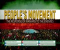 People\'s Movement | The Response of Iranians to the Enemies | Farsi Sub English