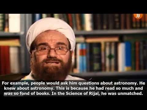 A Great Polymath - Farsi sub English