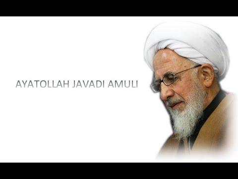 [Clip] Surrounded by Darkness: Dua of Prophet Yunus (a.s) - Ayatollah Javadi Amuli Dec.2019 Farsi Sub English