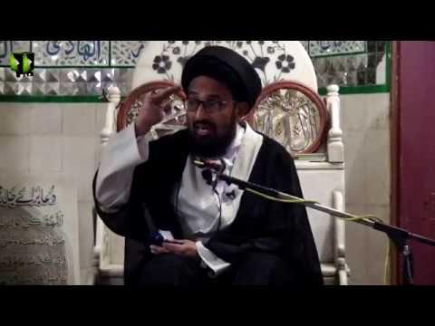 [Majlis] Haqeqat -e- Barzagh Or Azaab -e- Barzagh Say Bachnay Ke Raah   H.I Sadiq Raza Taqvi - Urdu