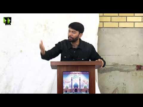 [Salam] Imam (atfs) Aanay Walay Hain   Syed Ali Safdar Rizvi   20 December 2019 - Urdu