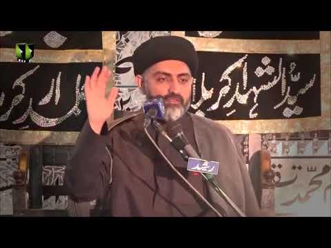[Clip]Yazeed aik Shakhs nahi Balkay Nizaam hay. | H.I Syed Nusrat Abbas Bukhari | Urdu