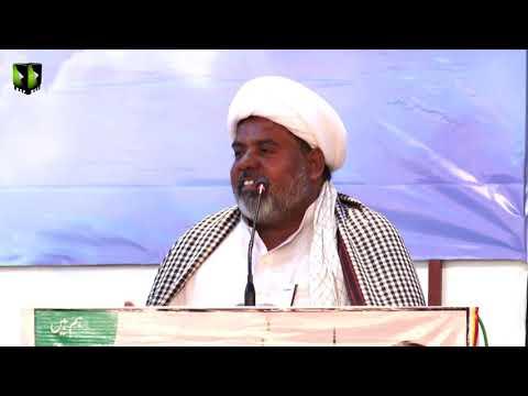 [Speech] Moulana Sadaruddin | Shab-e-Shohada |  Aashiqaan -e- Mehdi (atfs) Convention 2019 - Sindhi