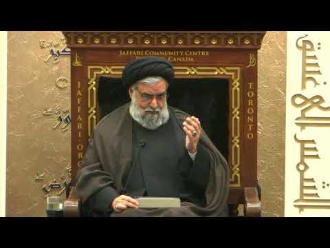 Violence in Modern Muslim History; Shia Fighters Against ISIS | Maulana Syed Muhammad Rizvi - English/Urdu